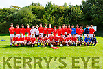 The East Kerry team that played Eoghan Ruadh in the u16 County Championship semi final in Killarney on Sunday