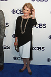 Linda Lavin arrives at the CBS Upfront at The Plaza Hotel in New York City on May 17, 2017.