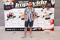 24.07.2012. Presentation at the Madrid Film Academy of the movie 'Impavido&acute;, directed by Carlos Theron and starring by Marta Torne, Selu Nieto, Nacho Vidal, Carolina Bona, Julian Villagran and Manolo Solo. In the image Selu Nieto (Alterphotos/Marta Gonzalez) /NortePhoto.com*<br />