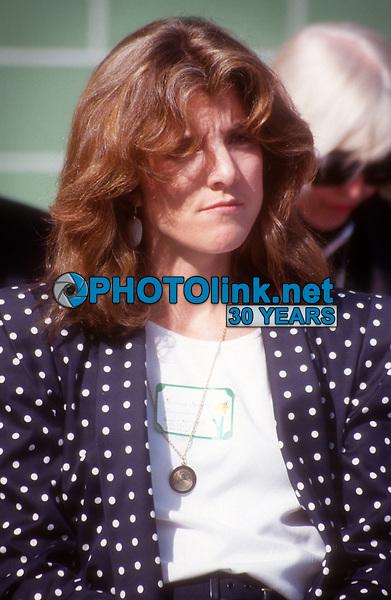 Caroline Kennedy, 1992, Photo By John Barrett/PHOTOlink