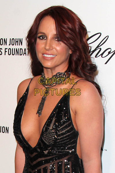 WEST HOLLYWOOD, CA - March 02: Britney Spears at the 22nd Annual Elton John AIDS Foundation Oscar Viewing Party Arrivals, Private Location, West Hollywood,  March 02, 2014. <br /> CAP/MPI/JO<br /> &copy;JO/MPI/Capital Pictures