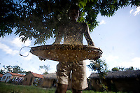 Codo_MA, Brasil...Comunidade Santo Antonio dos Pretos, remanescente de Quilombola...Santo Antonio dos Pretos community, quilombo remnant community...Foto: LEO DRUMOND /  NITRO