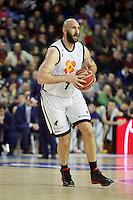 Rakovic. FC Barcelona Regal vs Uxue Bilbao Basket