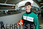 Daire Kennelly who has been selected for the Irish U-16 Basketball team.