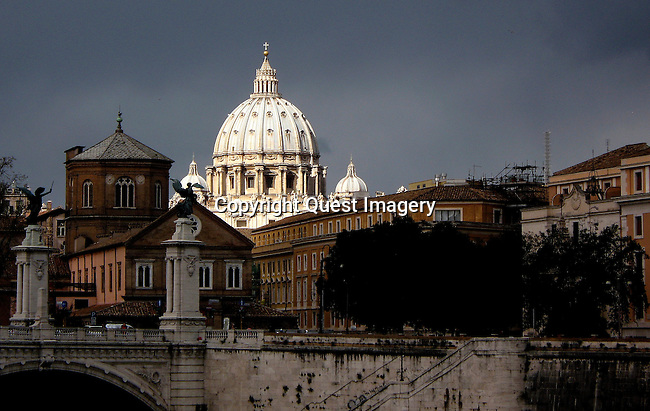 Rome is the capital of Italy.  It is also the country's largest and most populated comune and fourth-most populous city in the European Union by population within city limits.  <br /> Photo by Deirdre Hamill/Quest Imagery