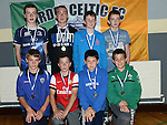 Ardee Celtic Under-14 players pictured at the club awards held in Ardee Parish Centre. Photo:Colin Bell/pressphotos.ie