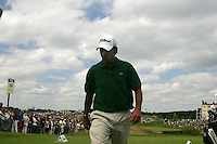 Pablo Larrazabel walks onto the 16th tee box during the final round of the 2008 Open de France Alstom at Golf National, Paris, France June 29th 2008 (Photo by Eoin Clarke/GOLFFILE)