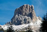 La Gusella in den Dolomiten,  Venetien, Italien