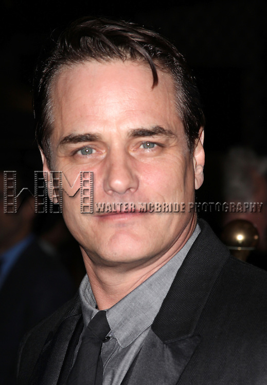 Paul Gross.attending the Opening Night Performance after party for 'Private Lives' at Bond 45 in New York City on 11/17/2011.