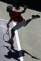 Kei Nishikori (JPN), September 18, 2011 - Tennis : Davis Cup 2011, World Group play-off match between Kei Nishikori 3-0 Vishnu Vardhan (IND) at Ariake Colosseum, Tokyo, Japan. (Photo by Daiju Kitamura/AFLO SPORT) [1045]