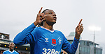 10.11.2019 Livingston v Rangers: Joe Aribo celebrates his goal
