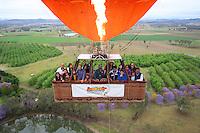 20151029 October 29 Hot Air Balloon Gold Coast