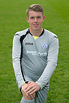 St Johnstone FC Photocall, 2015-16 Season....03.08.15<br /> Jordan Miller<br /> Picture by Graeme Hart.<br /> Copyright Perthshire Picture Agency<br /> Tel: 01738 623350  Mobile: 07990 594431