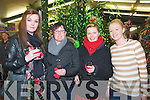 Listowel Garden Centre: Attending the pre Christmas party at  Listowel Garden centre on the 5th December were Trish O'Reilly, Brednda Hayes, Natasha Looney & Mairead Roberts.