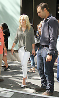 NEW YORK, NY-June 22: Jamie Lynn Spears at Today Show to talk about her new single Sleepover and TLC special When the Lights Go Out which air on June 26  in New York. NY June 22, 2016. Credit:RW/MediaPunch