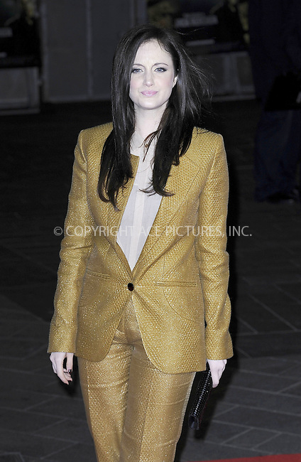 WWW.ACEPIXS.COM....US Sales Only....December 10 2012, New York City....Andrea Riseborough at the world premiere of 'Jack Reacher' at The Odeon Leicester Square on December 10 2012 in London....By Line: Famous/ACE Pictures......ACE Pictures, Inc...tel: 646 769 0430..Email: info@acepixs.com..www.acepixs.com