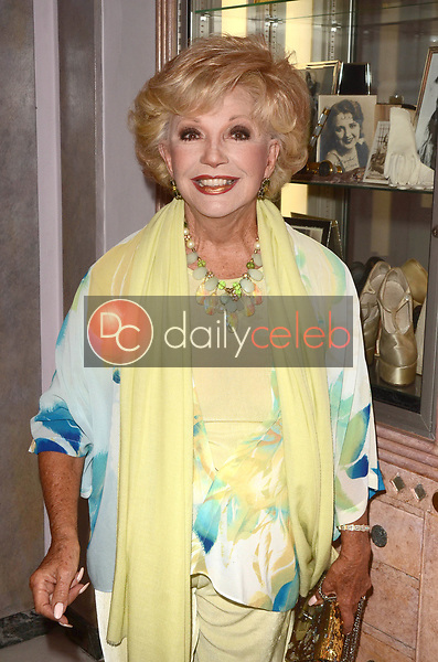 """Ruta Lee<br /> at Rich Little's signing of  """"People I've Known and Been: Little by Little,"""" honoring George Burns, Johnny Carson and Dean Martin with a display at the Hollywood Museum of the props he has used to impersonate them over the years, The Hollywood Museum, Hollywood, CA 06-01-18<br /> David Edwards/DailyCeleb.com 818-249-4998"""