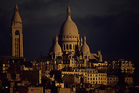 Europe/France/Ile-de-France/Paris : Montmartre et le Sacré Coeur