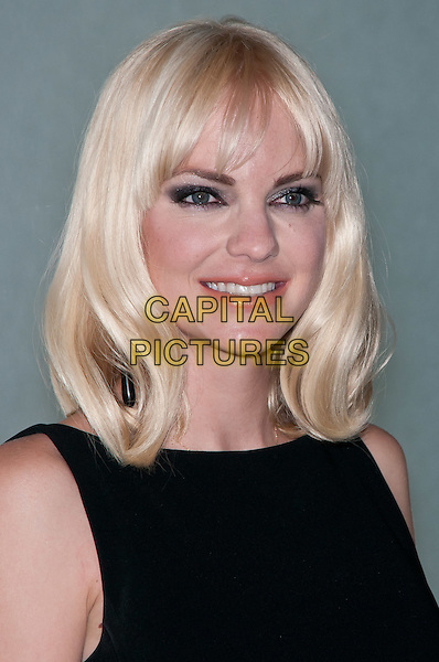 Anna Faris.New York Screening of 'What's Your Number?', New York City, NY, USA..27th September, 2011.headshot portrait black.CAP/ADM/CS.©Christopher Smith/AdMedia/Capital Pictures.