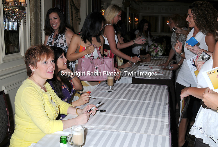 The Real Housewives of New Jersey, Caroline Manzo, Jacqueline Laurita
