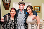 Nano Nagle Social :  Attending the Nano Nagle School, Listowel social at the Listowel Arms Hotel on Friday night last were Teresa O'Sullivan, Thomas Moran & Breda O'Sullivan.