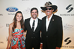 Sarah Arrington, Austin Petty and Richard Petty Attend the 2012 Steve & Marjorie Foundation Gala Presented by Screen Gems Held at CIPRIANI WALL STREET, NY  5/14/12