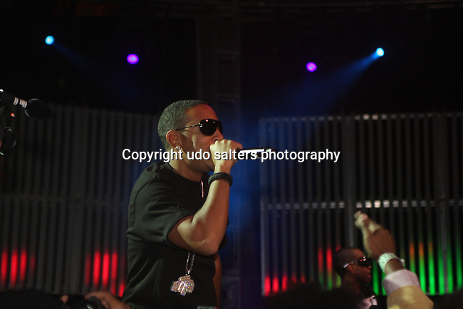 Ludacris performs at the Heineken Red Star Soul 2009 at Gotham Hall, New York NY