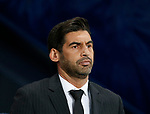 Paulo Fonseca manager of Shaktar Donetsk during the Champions League Group F match at the Emirates Stadium, Manchester. Picture date: September 26th 2017. Picture credit should read: Andrew Yates/Sportimage