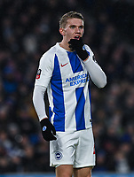 Brighton & Hove Albion's Victor Gyokeres <br /> <br /> Photographer David Horton/CameraSport<br /> <br /> Emirates FA Cup Fourth Round - Brighton and Hove Albion v West Bromwich Albion - Saturday 26th January 2019 - The Amex Stadium - Brighton<br />  <br /> World Copyright © 2019 CameraSport. All rights reserved. 43 Linden Ave. Countesthorpe. Leicester. England. LE8 5PG - Tel: +44 (0) 116 277 4147 - admin@camerasport.com - www.camerasport.com