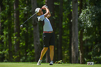 Catriona Matthew (SCT) watches her tee shot on 2 during round 1 of the U.S. Women's Open Championship, Shoal Creek Country Club, at Birmingham, Alabama, USA. 5/31/2018.<br /> Picture: Golffile | Ken Murray<br /> <br /> All photo usage must carry mandatory copyright credit (&copy; Golffile | Ken Murray)