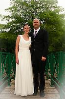 A May wedding