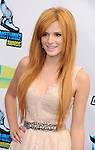SANTA MONICA, CA - AUGUST 19: Bella Thorne arrives at the 2012 Do Something Awards at Barker Hangar on August 19, 2012 in Santa Monica, California. /NortePhoto.com....**CREDITO*OBLIGATORIO** ..*No*Venta*A*Terceros*..*No*Sale*So*third*..*** No Se Permite Hacer Archivo**