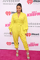 CARSON, CALIFORNIA - JUNE 01: Jordin Sparks at KIIS FM 2019 iHeartRadio Wango Tango at Dignity Health Sports Park on June 01, 2019 in Carson, California.  <br /> CAP/MPI/SAD<br /> ©SAD/MPI/Capital Pictures