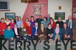 JOHN MITCHELLS MASS: Attending the annual John Mitchells Mass for the month of the Holy Souls celebrated by Fr Padraig Kennelly at the clubhouse on Thursday..   Copyright Kerry's Eye 2008