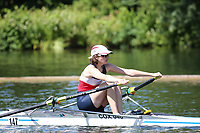 Race: 8  Event: Aspirational Lightweight 1x<br /> Crew: 147  Club: Oxford<br /> <br /> Henley Women's Regatta 2018<br /> Friday<br /> <br /> To purchase this photo, or to see pricing information for Prints and Downloads, click the blue 'Add to Cart' button at the top-right of the page.