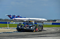 IMSA WeatherTech SportsCar Championship<br /> Sebring February Test<br /> Sebring, Florida, USA<br /> Thursday 22 February 2018<br /> #5 Action Express Racing Cadillac DPi, P: Joao Barbosa, Christian Fittipaldi, Filipe Albuquerque<br /> World Copyright: Richard Dole<br /> LAT Images