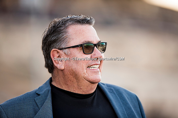 November 24, 2018:  Tom Proctor at Del Mar on November 24, 2018 in Del Mar, California. Evers/Eclipse Sportswire/CSM