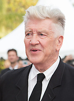 David Lynch at the premiere for 'Twin Peaks' at the 70th Festival de Cannes.  <br /> May 25, 2017 Cannes, France<br /> Picture: Kristina Afanasyeva / Featureflash
