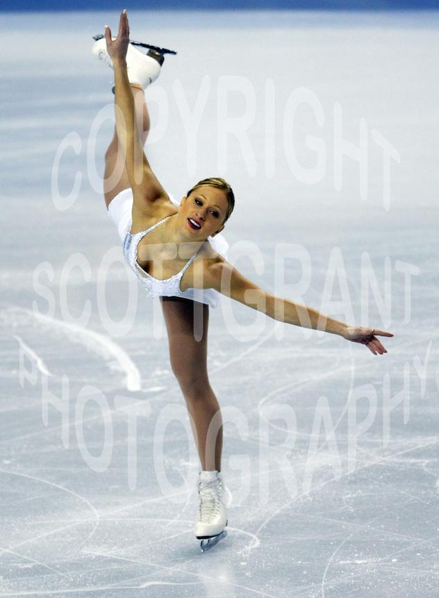 Joannie Rochette Canada 2006 World Figure Skating Championships Calgary Photo Scott Grant