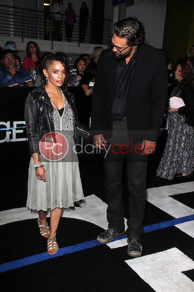 Lisa Bonet, Jason Momoa<br />