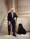 AMERICA'S TEN BEST SENATORS.Senator Ted Kennedy (D - Massachusetts). Washington, D.C., March 16, 2006 outside his Senate office...