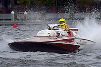 "Lyle Dinsmore, H-6 ""Miss Gangway"" (1973 Lauterbach 7 Litre Div. I hydroplane)"