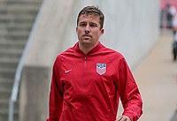 East Hartford, CT - Saturday July 01, 2017: Matt Besler during an international friendly game between the men's national teams of the United States (USA) and Ghana (GHA) at Pratt & Whitney Stadium.