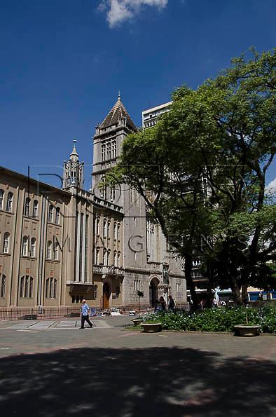 Mosteiro de São Bento, São Paulo -SP, 01/2014.