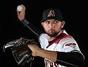 Arizona Diamondbacks Jake Barrett (33) during photo day on February 28, 2016 in Scottsdale, AZ.