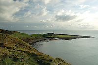 Point of Lag and St Medans Golf Course, Monreith, Dumfries and Galloway<br /> <br /> Copyright www.scottishhorizons.co.uk/Keith Fergus 2011 All Rights Reserved