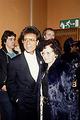 Feb 13, 1989: CLIFF RICHARD - Brit Awards London