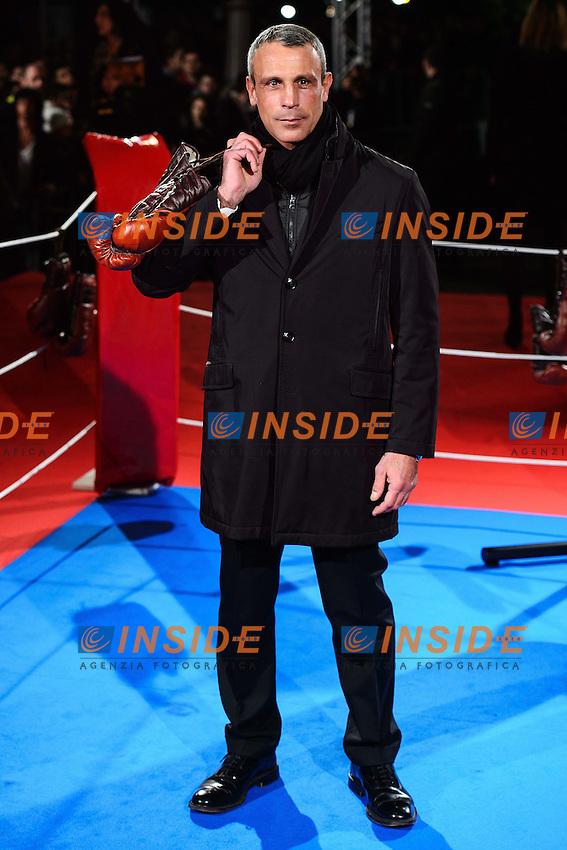 Vincenzo Cantatore <br /> Roma 07-01-2014 Cinema The Space Moderno <br /> Grudge Match - Il Grande Match Premiere<br /> Foto Andrea Staccioli / Insidefoto