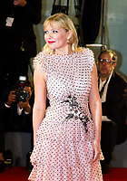 Kirsten Dunst at the &quot;Woodshock&quot; premiere, 74th Venice Film Festival in Italy on 4 September 2017.<br /> <br /> Photo: Kristina Afanasyeva/Featureflash/SilverHub<br /> 0208 004 5359<br /> sales@silverhubmedia.com