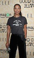 NEW YORK, NY-October 18: Joy Bryant  at Amazon Originasl Series Good Girls Revolt screening  at the Joseph Urban Theater at Hearst Tower in New York.October 18, 2016. Credit:RW/MediaPunch